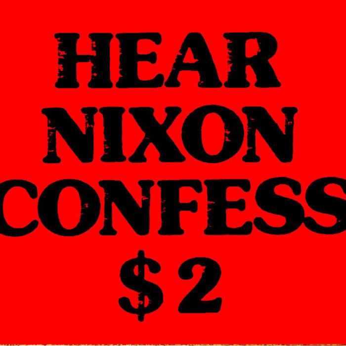 More creative Nixon marketing