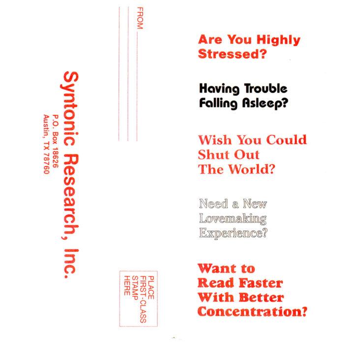 Direct marketing envelope