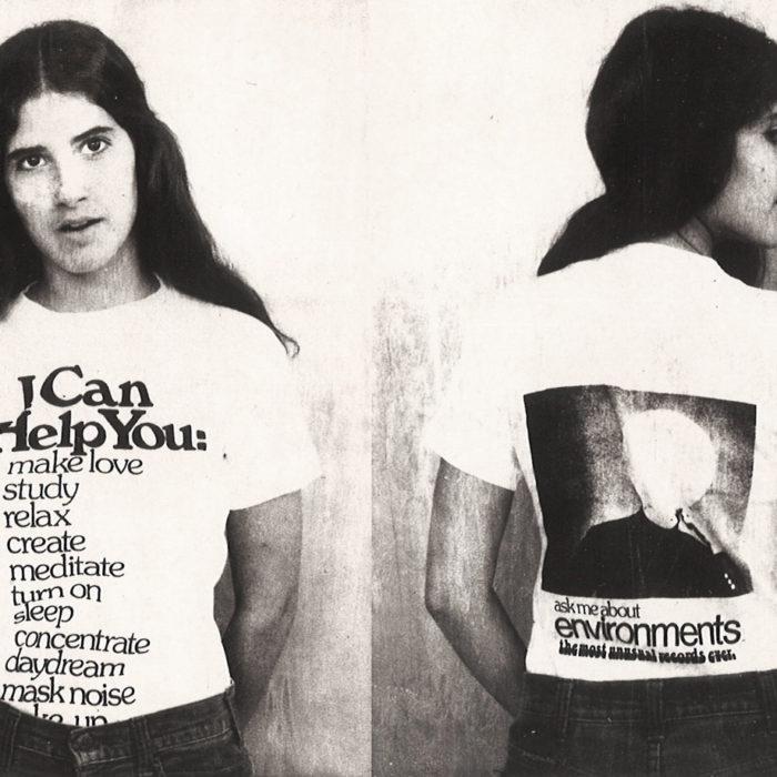 """""""I Can Help You"""" promo shirt for <em>Environments</em>"""